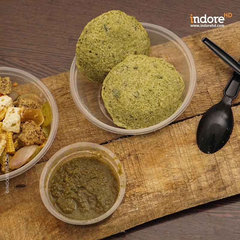 oats idli- IndoreHD