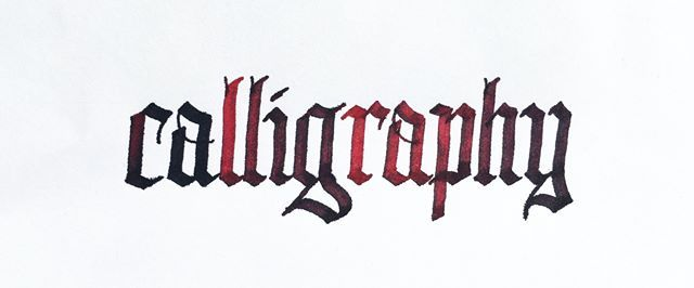 calligraphy workshop- IndoreHD