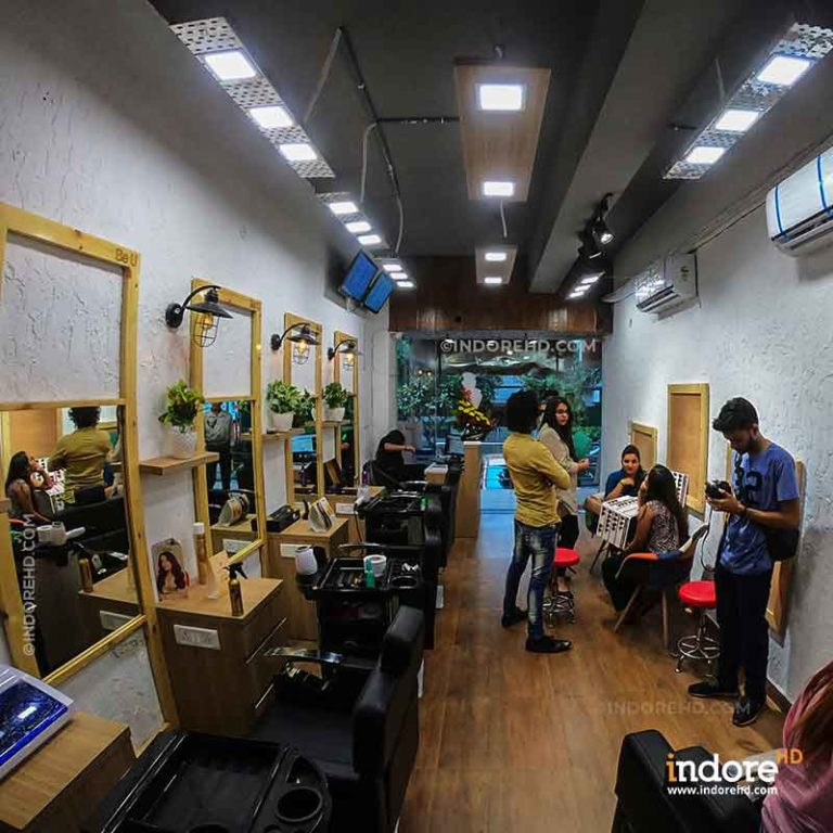 First Smart Salon of Indore - IndoreHD