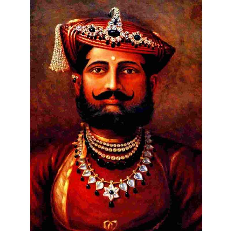 Raja of Jhansi, Gangadhar Newalkar- IndoreHD