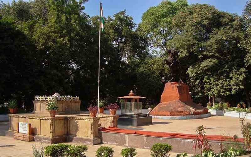Rani Laxmi Bai Memorial- IndoreHD