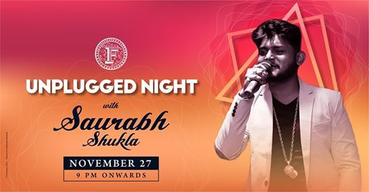 unplugged night- farzi cafe- IndoreHD