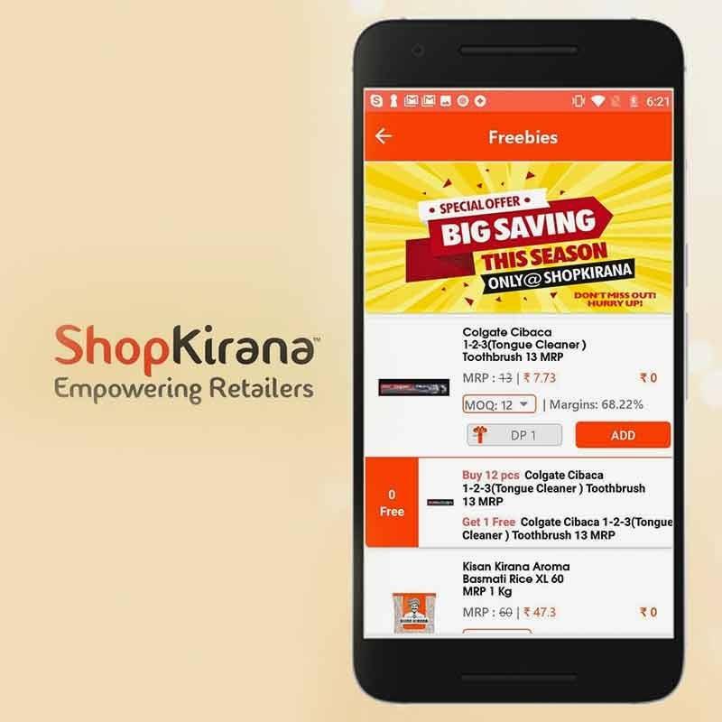 shop kirana app- IndoreHD