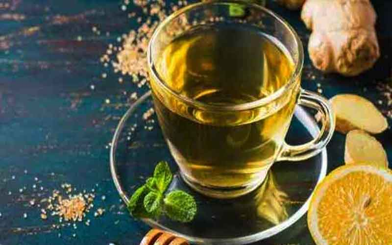 Honey with warm water- IndoreHD