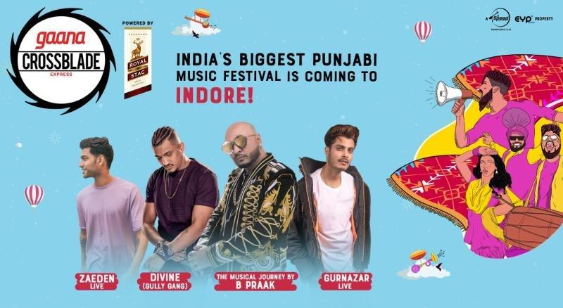 punjabi music fest- Marriott Hotel Indore- IndoreHD