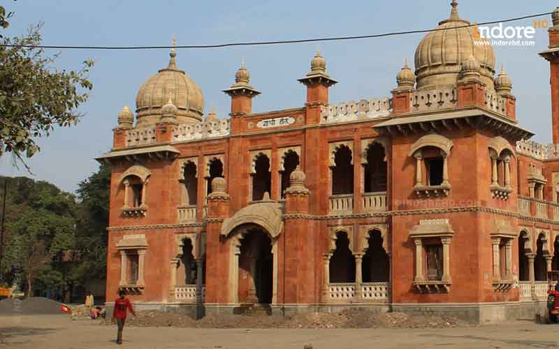 Indore Gandhi Hall