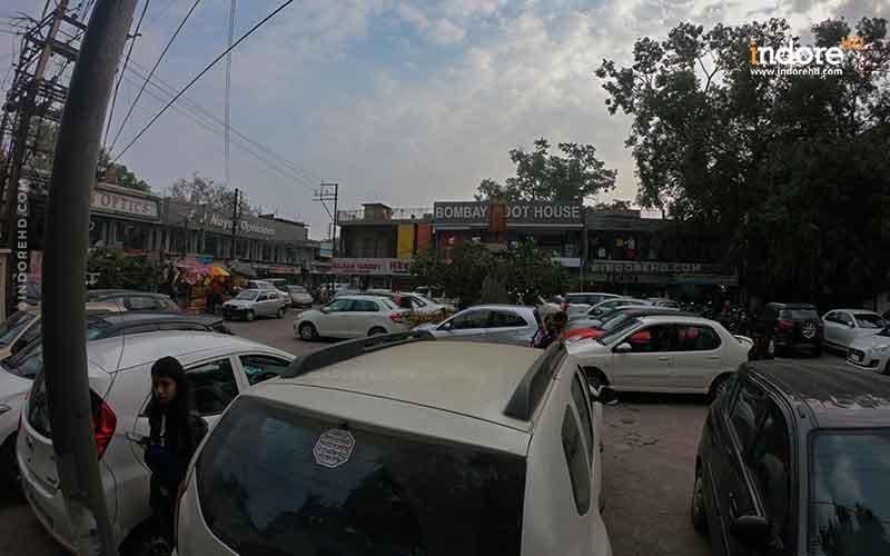 Indore traffic control- IndoreHD