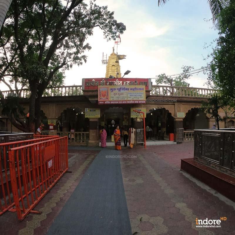 Ranjit hanuman mandir- IndoreHD