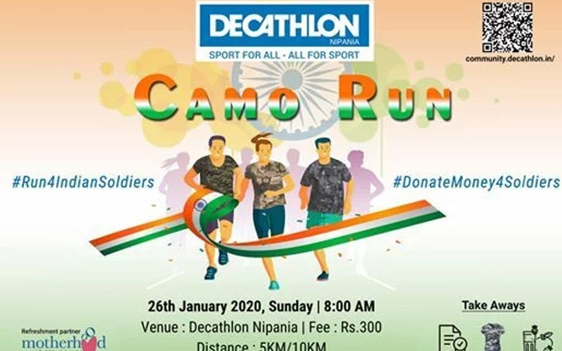 Camo Run- events in Indore- IndoreHD