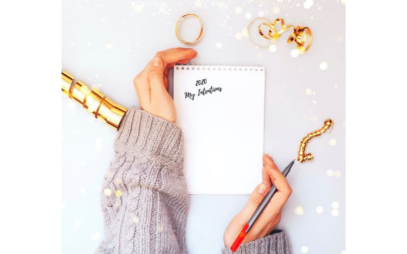 write down new year resolutions- IndoreHD