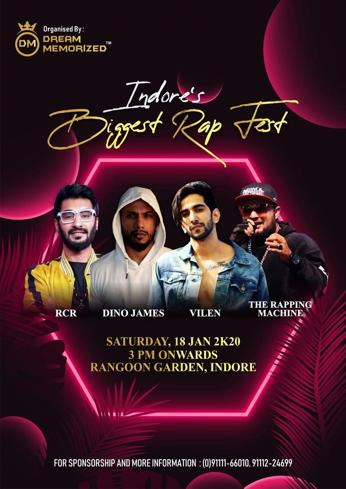 Rapping festival Indore- IndoreHD