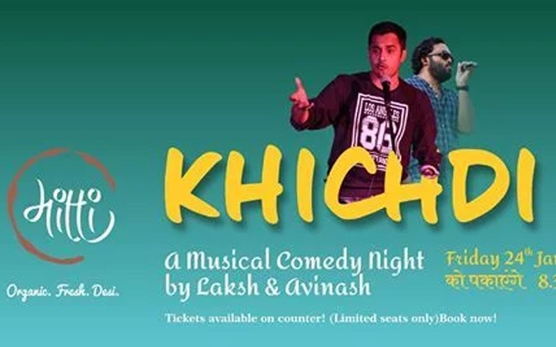 Khichdi- a musical comedy night- IndoreHD