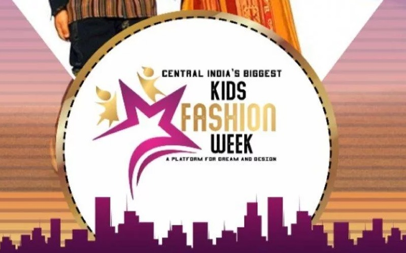 Kid fashion week in Indore- IndoreHD
