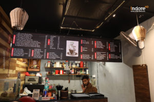 cafe at anand bazar indore- IndoreHD