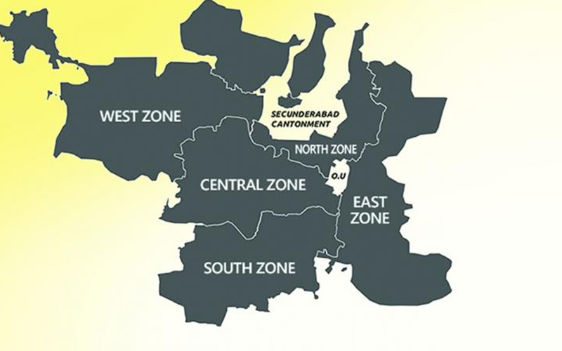 Hyderabad zone system- IndoreHD