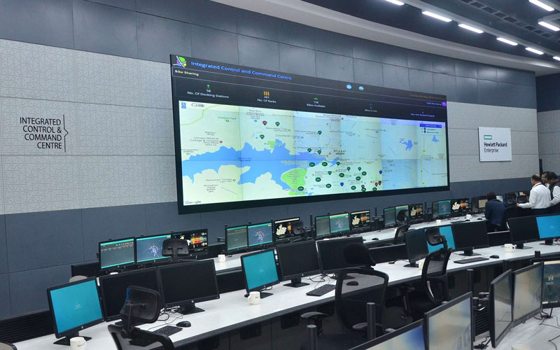 integrated control and command center (ICCC) - IndoreHD