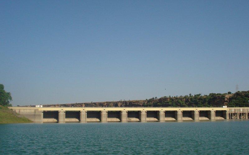 Gandhi sagar reservoir- IndoreHD