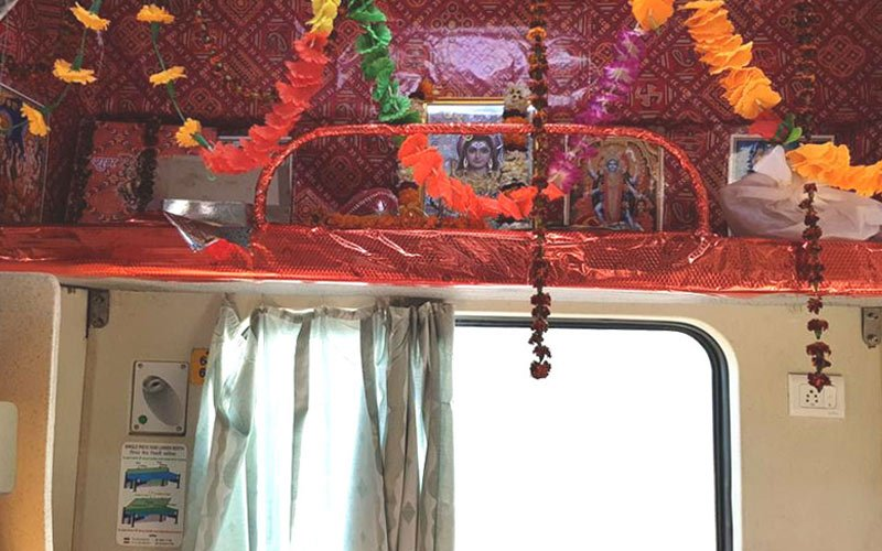 seat reserved for lord Shiva- IndoreHD