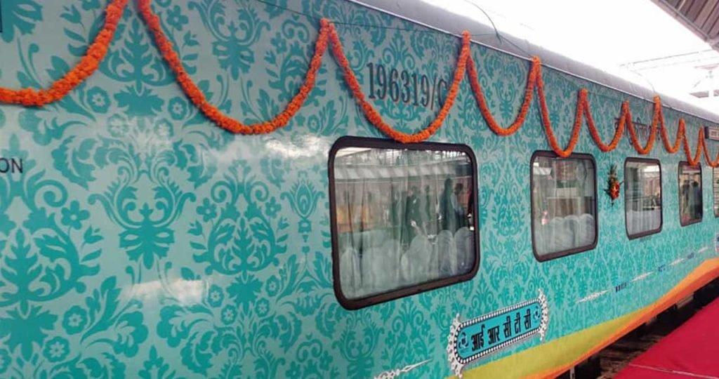 private train service India- IndoreHD