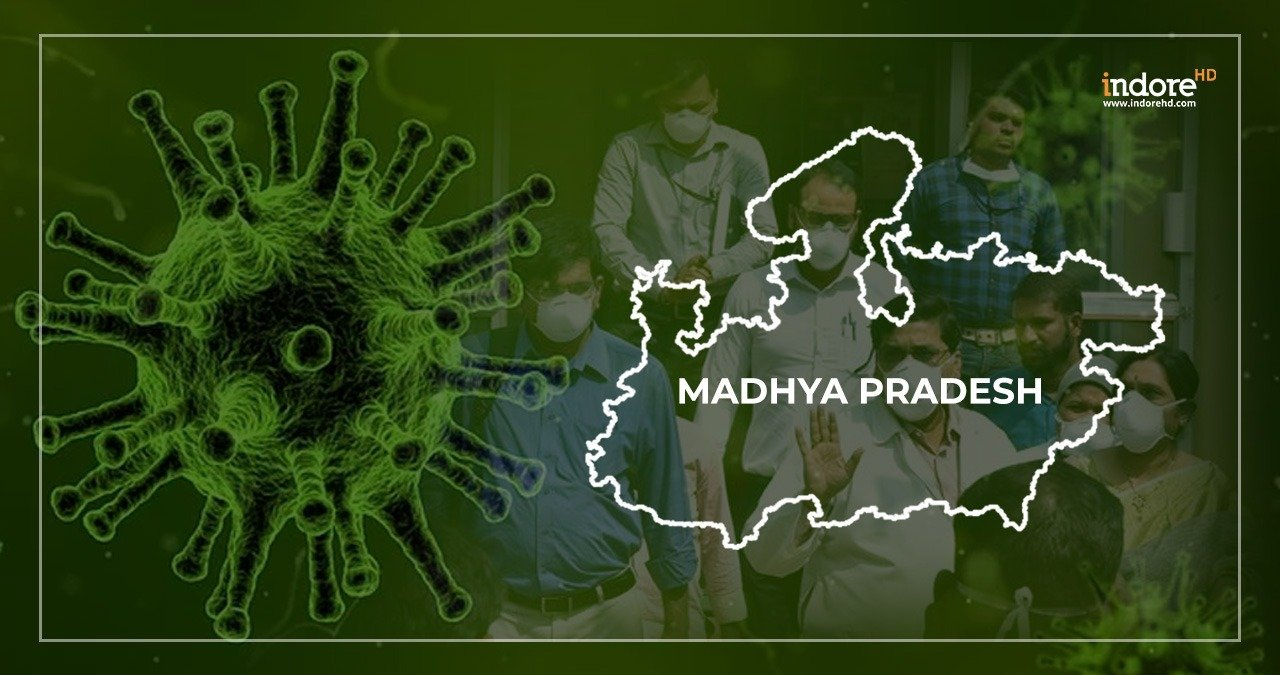 coronavirus in MP