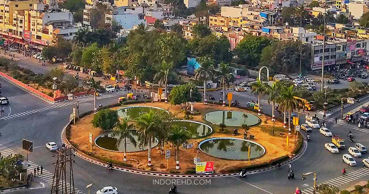 Indore livable city- IndoreHD