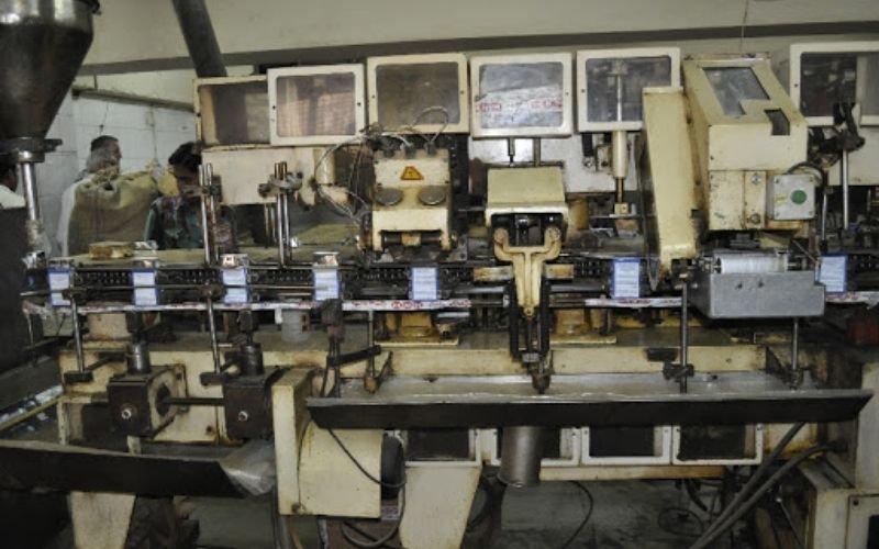 MDH inside Factory