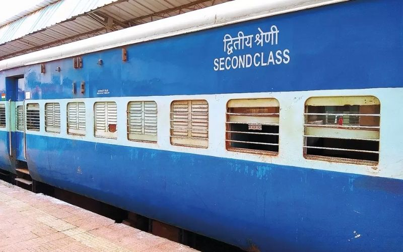 Indian Railways ICF to LHB coaches