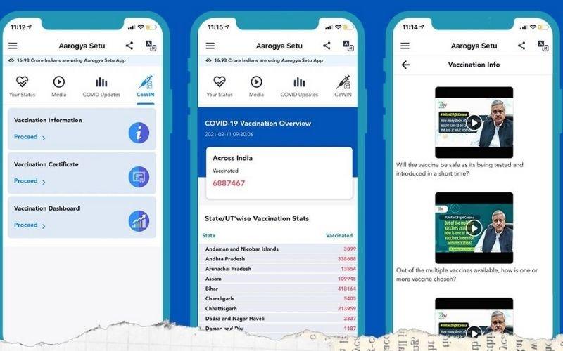 how to download & register CoWin app